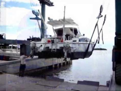 gemini catamaran engine sea trial of a 1987 30 gemini catamaran suenos azules