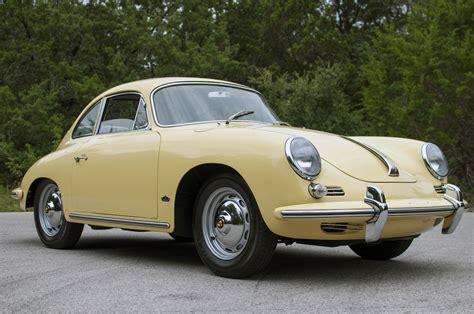 Porsche 356 B by 1963 Porsche 356b