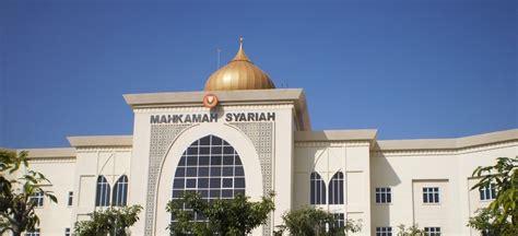 Mahkamah Syariah Pengadilan Agama ummah madani mujur umat islam sudah ada mahkamah syariah timmy say