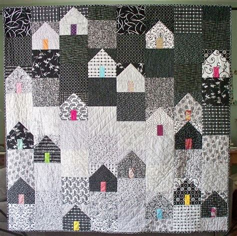 quilt pattern house block quilting house blocks free patterns images