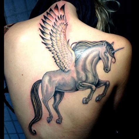 tattoo pictures of unicorns unicorn tattoo tattoos pinterest
