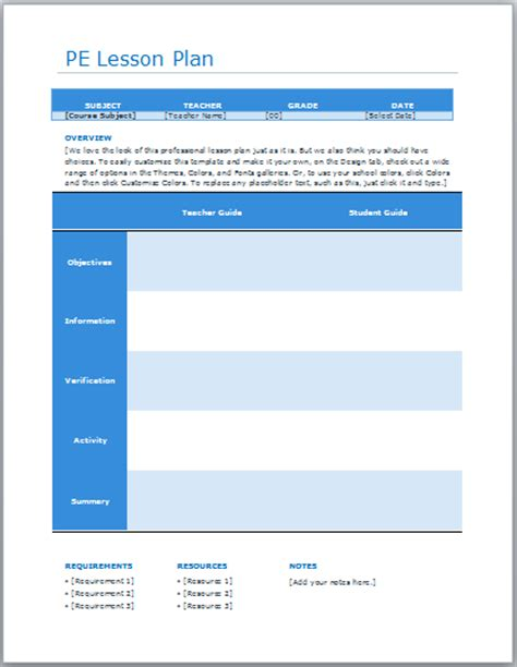 resume for a personal trainer template business plan examples
