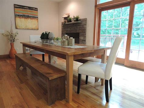 Dining Table Bench And Chairs by How We Live Now Can Define Our Living Space Claudia