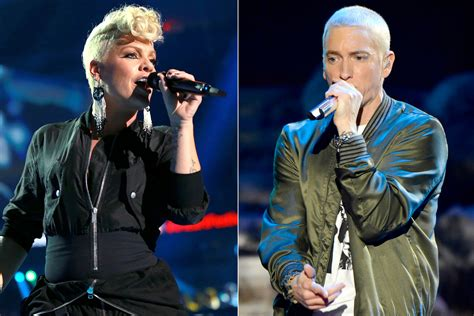 eminem and pink eminem and pink s song revenge is the best thing i ve