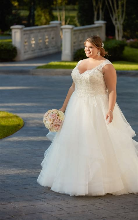 Size 5x Wedding Dresses by Wedding Dresses Princess Plus Size Ballgown With