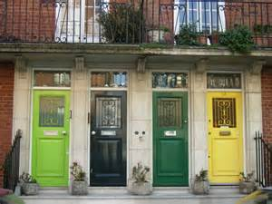 Colorful Front Doors Shut The Front Door Thinking About Color Riverscolorworks Design