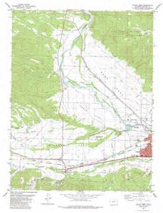 salida west topographic map co usgs topo 38106e1
