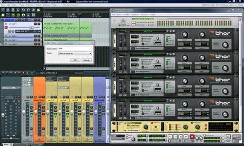 theme editor in reaper 5 reaper multitrack wav dateien erstellen