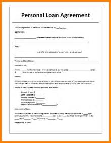simple personal loan agreement template physician assistant resume curriculum vitae and cover 25