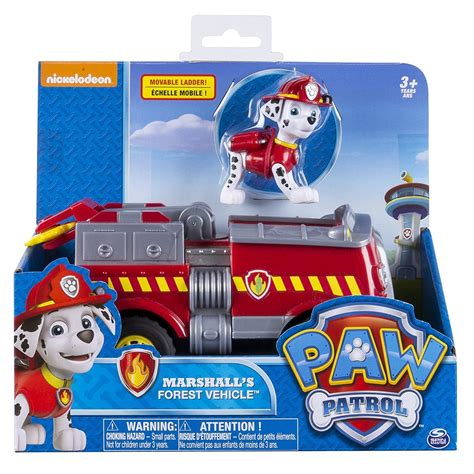 Mobil Paw Patrol Marshal 8026 paw patrol vehicle pup s cruiser rocky rubble apollo marshall ebay