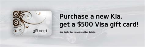 Friendly S Gift Card - friendly kia 500 dollar gift card ta clearwater st petersburg fl