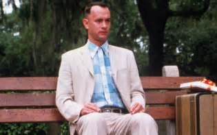 Winston Bench Movie Quote Tom Hanks As Forrest Gump Monologuedb