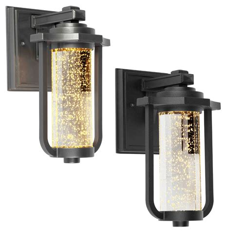 Wall Sconce Ideas Black Combination Exterior Wall Sconce Led Outdoor Lighting Fixtures