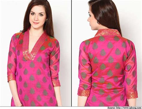 kurta back pattern top 7 kurtis neck designs for your stylish look fashionpro
