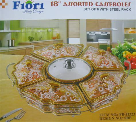 Tempat Sayur Keramik Mangkok Keramik fiori wadah prasmanan 18cm fr 51323 dapur supplier