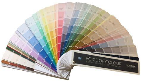 voice of color voice of colour colours coatings