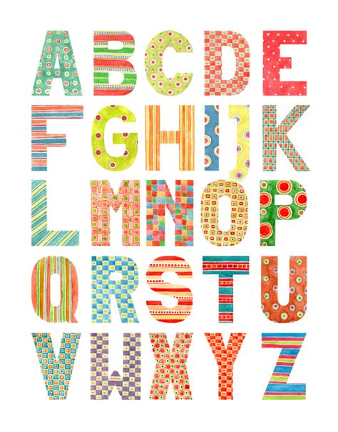 pattern making letters beautiful alphabets art is a way