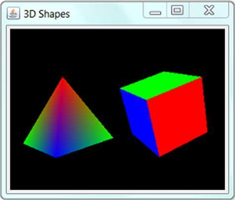 tutorial java game 3d a tutorial on jogl 2 0 with nehe jogl port