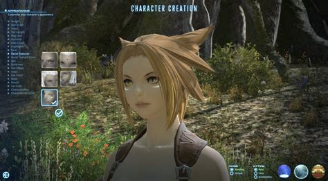 ffxiv all new hairstyles 3 0 final fantasy network 187 news 187 final fantasy xiv 2 0 s