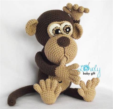 amigurumi pattern monkey amigurumi monkey crochet pattern animal crochet cp 147