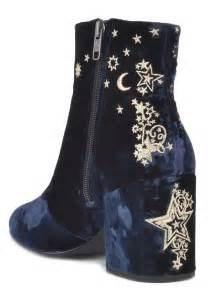 embroidered boots ash elixir nadine embroidered boots midnight