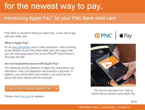 pnc bank customer service pnc bank adding apple pay service for customers tech void