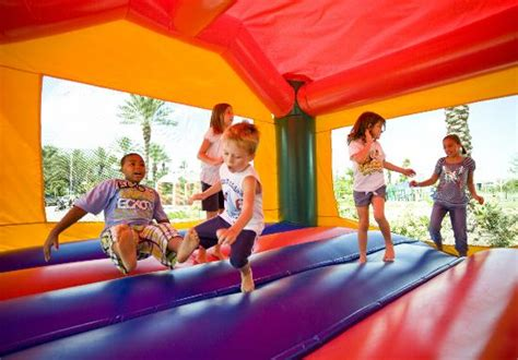 bouncy house rentals nj planning your bounce house party in nj