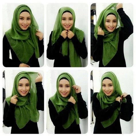 tutorial hijab gaya simple simple everyday hijab tutorial for a modest look