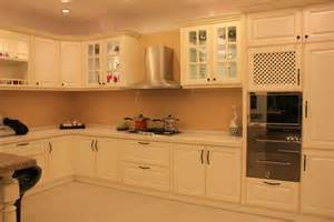Melamine Vs Plywood For Kitchen Cabinets Modern Mdf Melamine Wood Kitchen Cabinet In Kitchen Cabinets From Home Improvement On Aliexpress