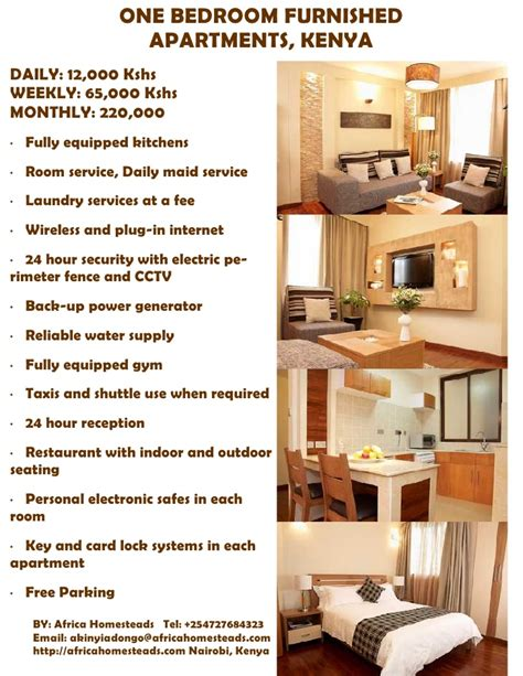 One Bedroom Apartments Net Zero Valley Road One Bedroom Furnished Apartments Kenya