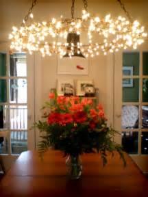 diy chandelier lights diy chandelier
