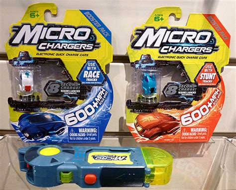 micro chargers new brands