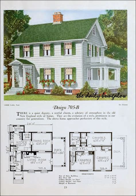 modern home 264b110 farmhouse style 1916 sears house plans 1920 national plan service by daily bungalow house