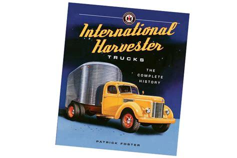 International Book Giveaway - quot international harvester trucks quot book giveaway