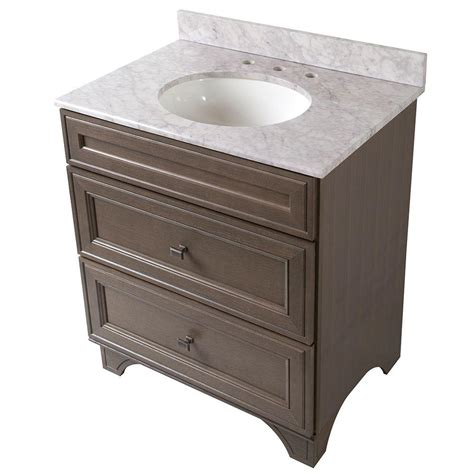 Effects Vanity Top by Home Decorators Collection Albright 31 In Vanity In