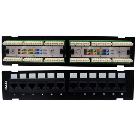 cat5e patch panel wiring diagram e free printable