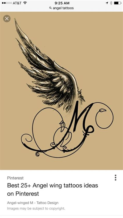 tattoo letter m designs best 25 letter m tattoos ideas on live