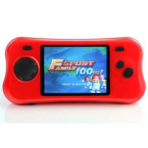 console portable console portable 100 jeux bleu 106497 achat vente