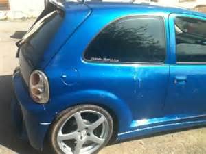 Modified Vauxhall Corsa For Sale Modified Vauxhall Corsa B 1 2 For Sale