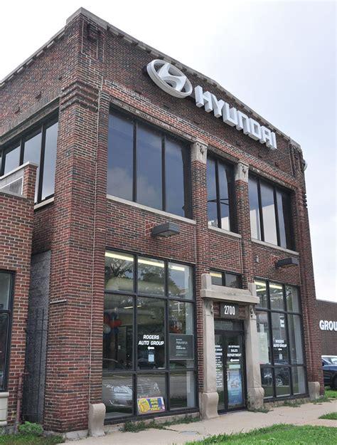 hyundai dealerships in illinois illinois car showrooms dealerships