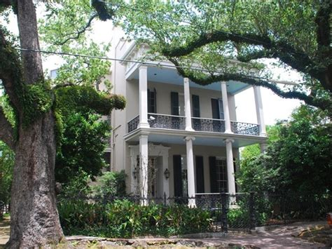 Garden District New Orleans Homes For Sale by Garden District Real Estate Garden District Homes For