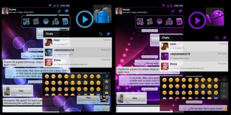 whatsapp modded themes download whatsapp farbige themes f 252 r den androiden
