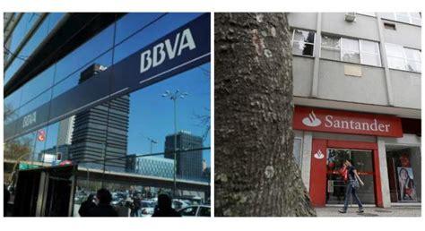 banco santander mx bbva y santander impulsados por sus divisiones