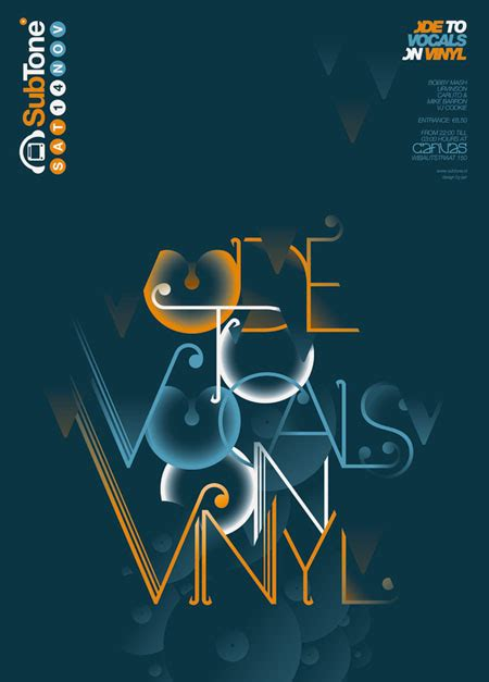 design large poster online 50 outstanding exles of big typography art in poster