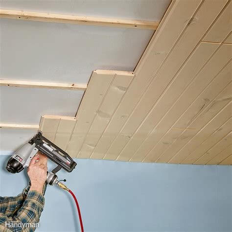 how to replace ceiling tiles 11 tips on how to remove popcorn ceiling faster and easier family handyman