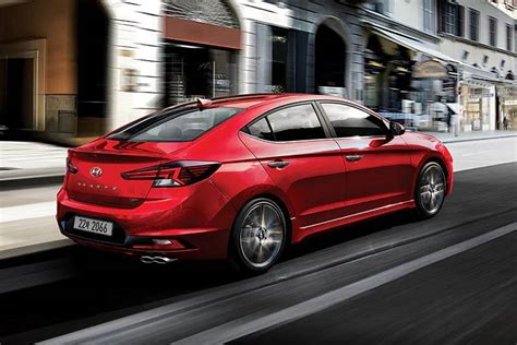hyundai avante sport 2020 2019 hyundai avante sport previews upcoming elantra sport