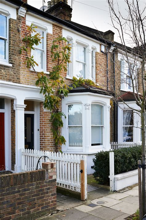 house exterior design ideas uk terraced house exterior renovation before after design
