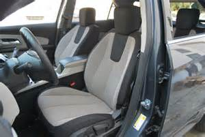 Seat Covers Gmc Terrain Gmc Terrain 2010 2014 Iggee S Leather Custom Fit Seat