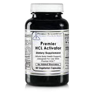 Hcl Detox Program by Hcl Activator Premier 90 Caps Carol Egan Health Shop