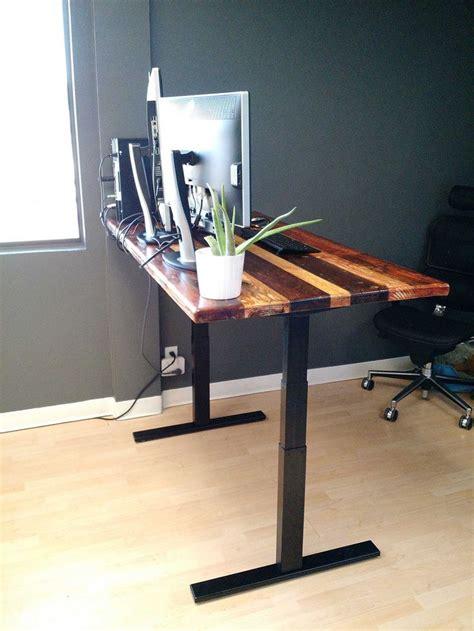 Best Sit To Stand Desk 25 Best Ideas About Sit Stand Desk On Pinterest Standing Desks Adjustable Desk And Standing
